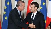 گفتگوی مکرون و اردوغان درباره آخرین تحولات خاورمیانه