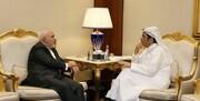 سفر وزیر خارجه قطر به تهران | دیدار با ظریف در ظهر امروز