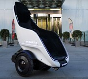 ابداع نسل جدید وسایل نقلیه برای سفرهای سریع و راحت