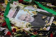 فیلم | حضور جانشین دبیرکل حزبالله لبنان در منزل سردار شهید سلیمانی