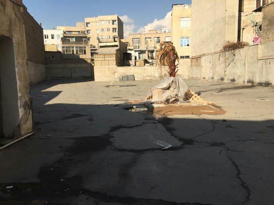 پارکینگ محله شیوا