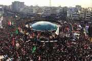 واکنش خبرنگاران خارجی به مراسم تشییع پیکر سردار شهید سلیمانی