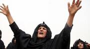ببینید و بشنوید | مرثیهخوانی متفاوت زنان بختیاری برای حاج قاسم سلیمانی