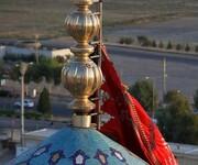 راز پرچم سرخ مسجد جمکران مشخص شد