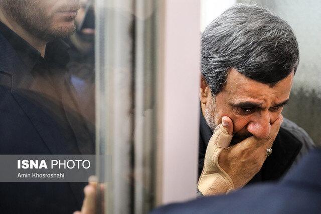 محمود احمدي نژاد