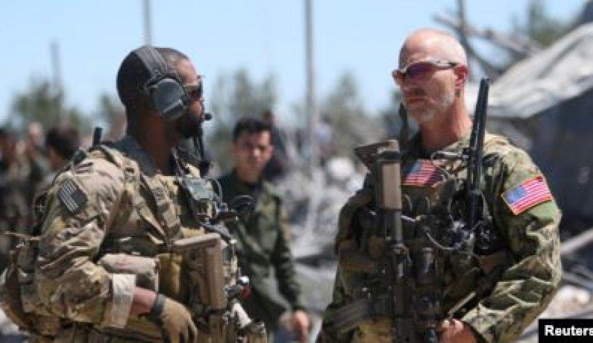 نیروی آمریکایی در عراق