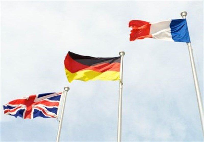 آلمان - فرانسه - انگليس