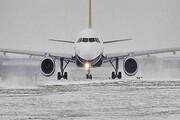 توقف پروازهای فرودگاه مشهد به دلیل مه گرفتگی و کاهش دید