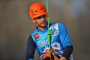 صفدریان نایب قهرمان مسابقات جهانی یخنوردی شد