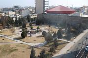 ۹ بوستان شهری سمنان در دستساخت است