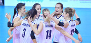 انتخابی والیبال المپیک؛ شکست تیم ملی بانوان ایران در اولین دیدار