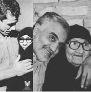 عکس | چرا تصویر معروف تختی و مادرش با تصویر شهید سلیمانی و مادرش دست به دست میشود؟