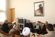 تصویر جلسه فوقالعاده شورای نگهبان برای بررسی مصوبه ضدآمریکایی مجلس