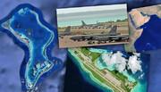 ۵۵ هزار نیروی آمریکایی در تیررس| بمبافکنها از برد موشکهای ایران در امان میمانند؟