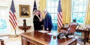 پیام سعودیها به ترامپ تحویل داده شد