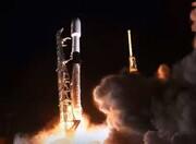 اسپیسایکس سومین مجموعه ماهوارههای اینترنت پهنباند را به فضا فرستاد