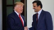 جزئیاتی از گفتوگوی تلفنی امیر قطر و ترامپ