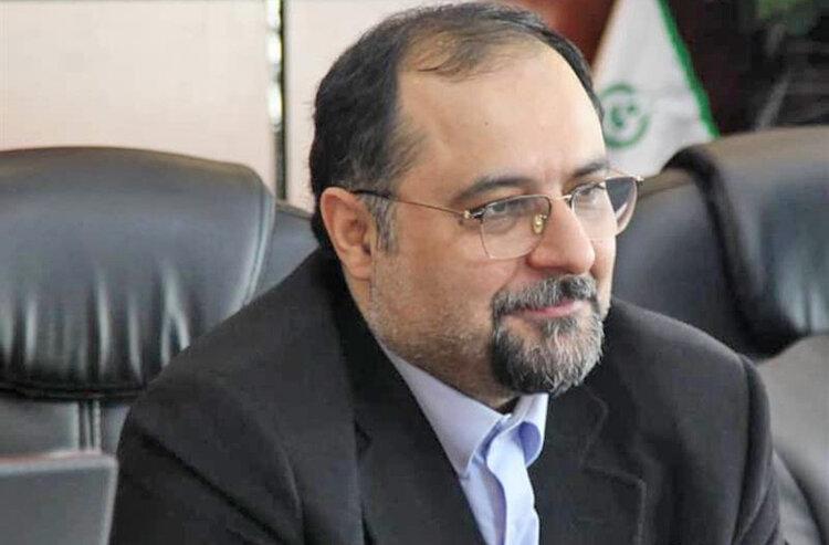 شيرزاد معاون وزير جهاد