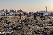 عکس | تکلیف جعبه سیاه هواپیمای اوکراینی مشخص شد