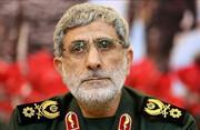 دیدار فرمانده نیروی قدس سپاه با نخست وزیر و رئیس جمهور عراق