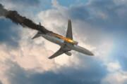 فیلم   شبیهسازی لحظه پرتاب موشک به هواپیمای اوکراینی