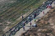 فیلم | گرامیداشت یاد جانباختگان پرواز ۷۳۷ در دانشگاه تهران