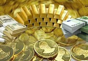 سقوط شدید دلار، طلا و سکه پس از سخنرانی ترامپ