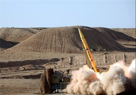 فیلم   تصاویر تونل موشکی سپاه منتشر شد