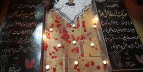 فیلم   نخستین تصاویر مراسم خاکسپاری سردار شهید قاسم سلیمانی