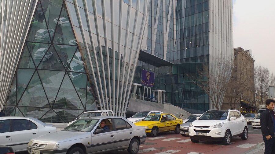 ساختمان بورس