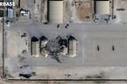 تصاویر بی بی سی از میزان تخریب پایگاه عین الاسد