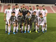 درخواست یک دقیقه سکوت از AFC   ایران با بازوبند سیاه به میدان میرود