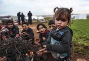 عکس روز | کودکان آواره