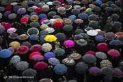خاصترین و متفاوتترین تصویر از تجمع بزرگ حامیان سردار سلیمانی
