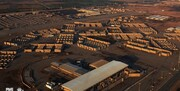 حمله راکتی به پایگاه آمریکایی البلد در عراق