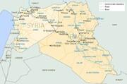 حمله جنگندههای ائتلاف آمریکا به مواضعی در مرز عراق و سوریه