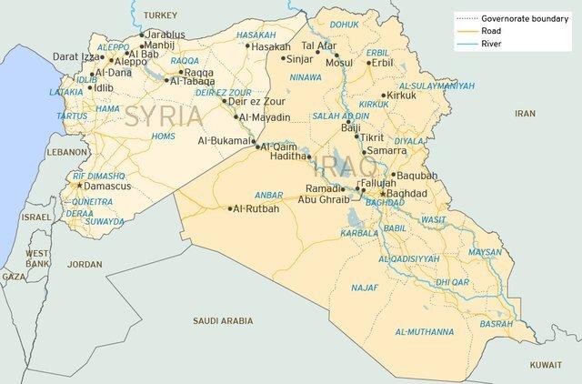 سوریه - عراق