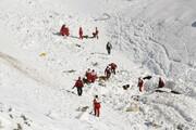 مرگ یک کوهنورد در ارتفاعات شمالی خراسان رضوی