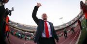 کالدرون سرمربی تیم ملی فوتبال میشود؟