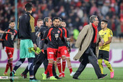 احتمال محرومیت پرسپولیس از لیگ قهرمانان آسیا