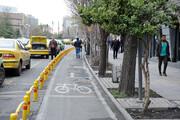 راهاندازی نخستین مسیر دوچرخه در منطقه۱۶