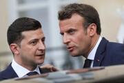 فرانسه: آغاز تحقیقات بین المللی درباره هواپیمای اوکراین