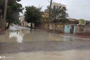 وضعیت بحرانی در جاسک | ۴ روستا در محاصره سیل