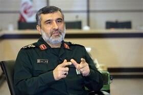 وضعیت آمادگی دفاعی ایران |  سردار حاجیزاده: مردم نگرانی به خود راه ندهند