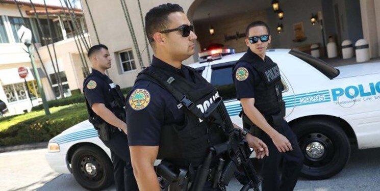 پليس امريكا
