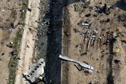 عکس روز  لاشه پرواز ۷۵۲