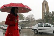 ثبت ۱۴۰ میلیمتر بارش برف و باران در همدان