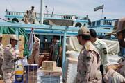 ۱۵ میلیارد ریال کالای قاچاق در بندر دلوار بوشهر کشف شد