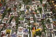 عکس روز  گل و شمع برای کشتههای پرواز ۷۵۲