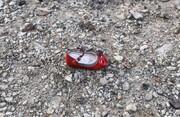 عکس روز | کفش قرمز ؛ یک قاب متفاوت از سقوط پرواز ۷۵۲